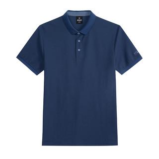 NTSBT5201E 男款翻领短袖T恤