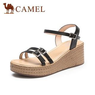 CAMEL 骆驼 A120076348 女士休闲凉鞋