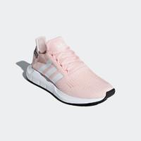 9日0点:adidas 阿迪达斯 三叶草 Swift Run W 女子 B37681 女款休闲运动鞋