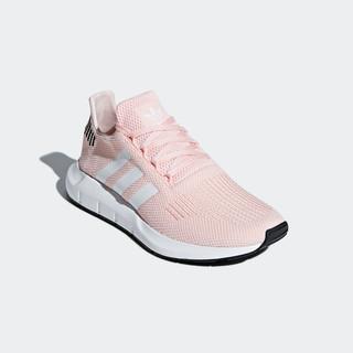 adidas 阿迪达斯 三叶草 Swift Run W 女子 B37681 女款休闲运动鞋