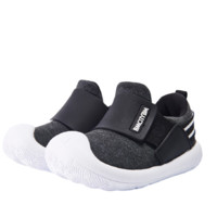 bmcitybm 班米迪 M18FW010  儿童休闲运动鞋 黑色 内长17.5cm
