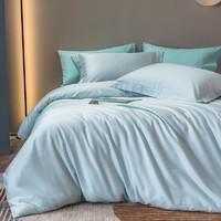 LOVO 乐蜗家纺 吉尔吉特 60支纯棉床上四件套 1.8m床