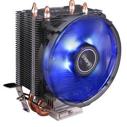 Antec 安钛克 战虎 A30 风冷CPU散热器 无光 116mm