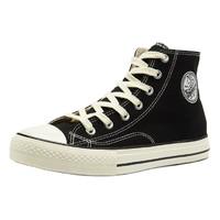 WARRIOR 回力 女士帆布鞋  b111-gd 黑色 37
