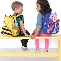 SKIP HOP 斯凯雷普 Toddler Backpack, 12\\ Unicorm School Bag儿童背包