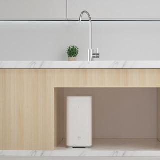 小米净水器600G厨下式家用直饮自来水水龙头过滤净水纯水机饮水器