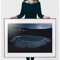 PICA Photo 拾相记 挪威艺术家Oystein Aspelund冬眠 14号 33x28cm 收藏级影像工艺 手工制作 50 版次