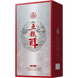 五粮液股份公司 五粮醇 银装 浓香型白酒 50度 500ml 单瓶