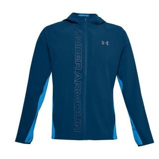 安德玛官方UA Qualifier男士跑步运动夹克外套1350173