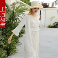 shanghai story 上海故事 69384026019 女士雪纺衫