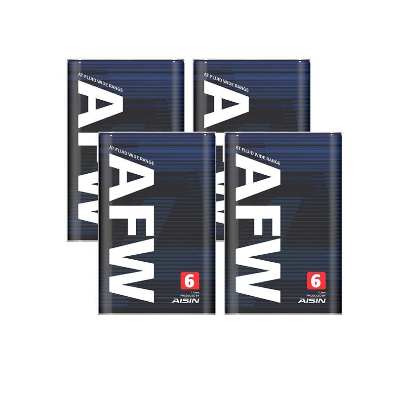 AISIN 爱信 自动变速箱油/波箱油ATF  AFW6 4L/4升  重力换油
