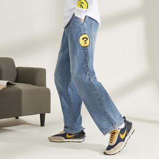 限尺码 : A21 F403126022 男士牛仔裤