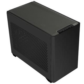 COOLERMASTER 酷冷至尊 魔方NR200 ITX 小机箱 黑色