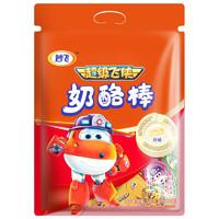 限家庭号用户:milkfly 妙飞 超级飞侠奶酪棒 原味 500g/25粒装