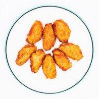奥尔良鸡翅中1kg*2件+原味鸡块1kg