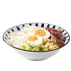 质邦 日式拉面碗 8英寸 2只装
