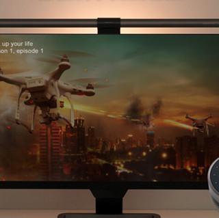 BenQ 明基 ScreenBar Halo 屏幕挂灯