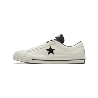 CONVERSE 匡威 One Star Leather 中性运动板鞋 167324C 米白色 35