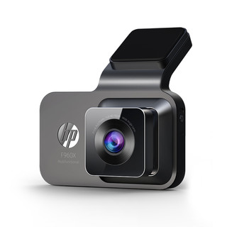 HP 惠普 F960X 行车记录仪