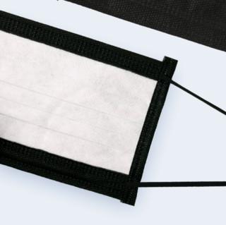 DR.ROOS 袋鼠医生 一次性医用外科口罩 10片*10包 黑色