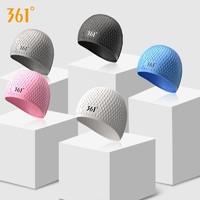 361度 SLY196018-2 男女款泳帽