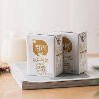 百菲酪 水牛纯奶 原味