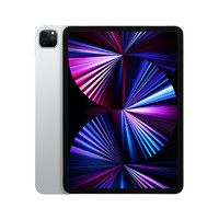 Apple 苹果 2021新款 iPad Pro 11英寸 128G WLAN版 银色