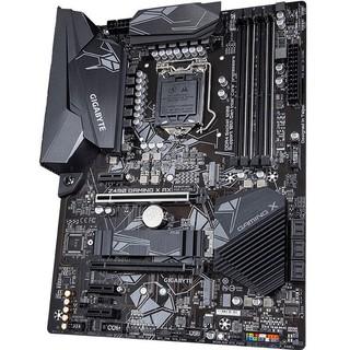 GIGABYTE 技嘉 技嘉 魔鹰 Z490 GAMING X AX 主板 支持WIFI6/3070/3080/10600KF/10700K/10850K(Intel Z490/LGA 1200)