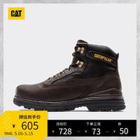 CAT 卡特彼勒 Visi-Tech 男士工装靴 P723832I3BDC25