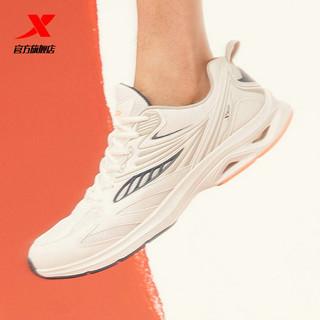 特步男鞋跑步鞋男2021夏季新款轻便减震潮流跑鞋运动鞋男休闲鞋子