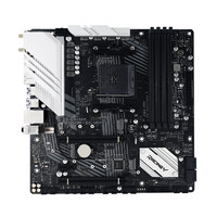 BIOSTAR 映泰  B550M-SILVER M-ATX主板(AMD B550/Socket AM4)