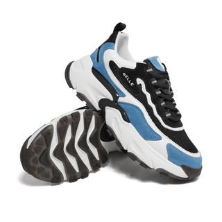 百丽鲸鱼鞋李宇春同款商场新款厚底网面运动休闲老爹鞋V1H1DCM0