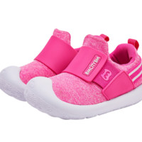 bmcitybm 班米迪 M18FW010 儿童休闲运动鞋 玫红色 内长18cm