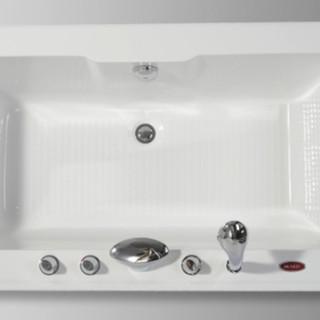 ARROW 箭牌卫浴 A1728SQ 独立式浴缸