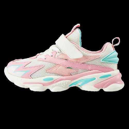BoBDoG 巴布豆 萌趣潮童系列 BLN21521 儿童休闲运动鞋