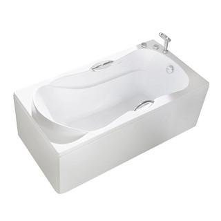 ARROW 箭牌卫浴 AE6205SQ 亚克力防滑浴缸