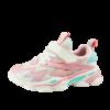 BoBDoG 巴布豆 萌趣潮童系列 BLN21521 儿童休闲运动鞋 浅粉红 36