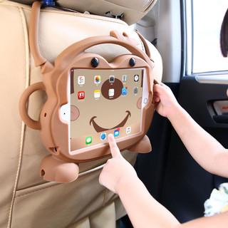 儿童车载防摔苹果ipad保护壳套10.2寸2020mini4硅胶mini5皮套10.9air4air23平板电脑9.7Pro11mini2iPad8 10.5