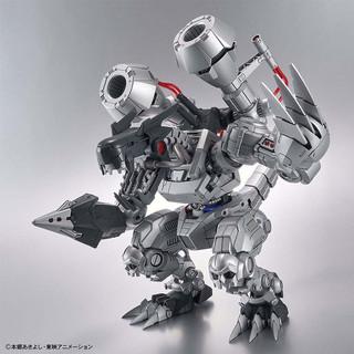 BANDAI 万代 Figure-rise Standard 数码宝贝 无限龙兽 机械邪龙兽
