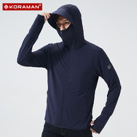 KORAMAN YF0S17009 男女款防晒服