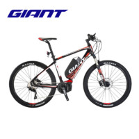 GIANT 捷安特 Giant捷安特XTC 0 E+ 27.5寸禧玛诺油刹中置电机全能山地电动自行车