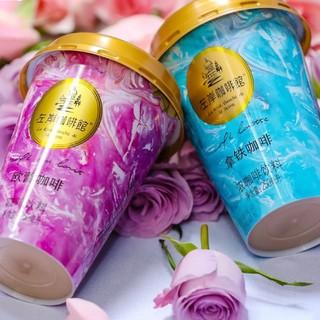 统一 左岸咖啡 下午茶 150ml*4杯(姜饼*2+拿铁*1+欧蕾*1)
