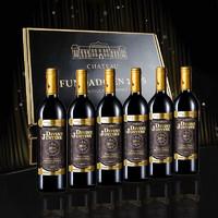 PLUS会员:酒嗨酒 西班牙原瓶原装进口红酒DO黑金干红整箱装 750ml*6瓶