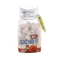 KisKis 酷滋 清口含片 压片糖果 话梅味 38g