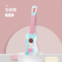 Fisher-Price 费雪 儿童尤克里里玩具乐器 全新款