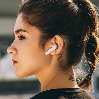 Havit 海威特 i97 入耳式真无线蓝牙降噪耳机 白色