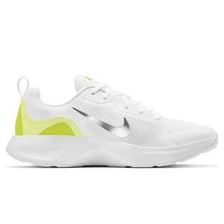 NIKE 耐克 耐克NIKE 男子 休闲鞋 缓震 透气 WEARALLDAY 运动鞋 CJ1682-103白色44码