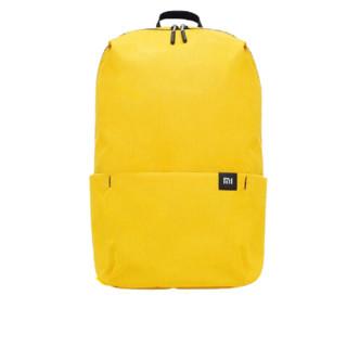 MI 小米 100016070006  20L黄色小背包