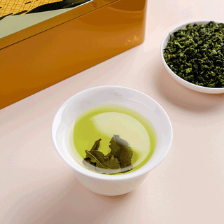 八马茶叶 清香型正宗福建安溪铁观音一级独立真空小包装乌龙茶 210g