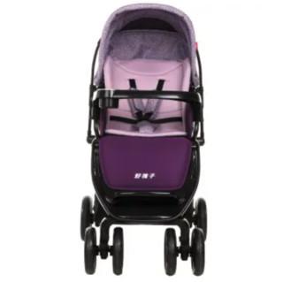 gb 好孩子 C400 婴儿推车 浅紫色